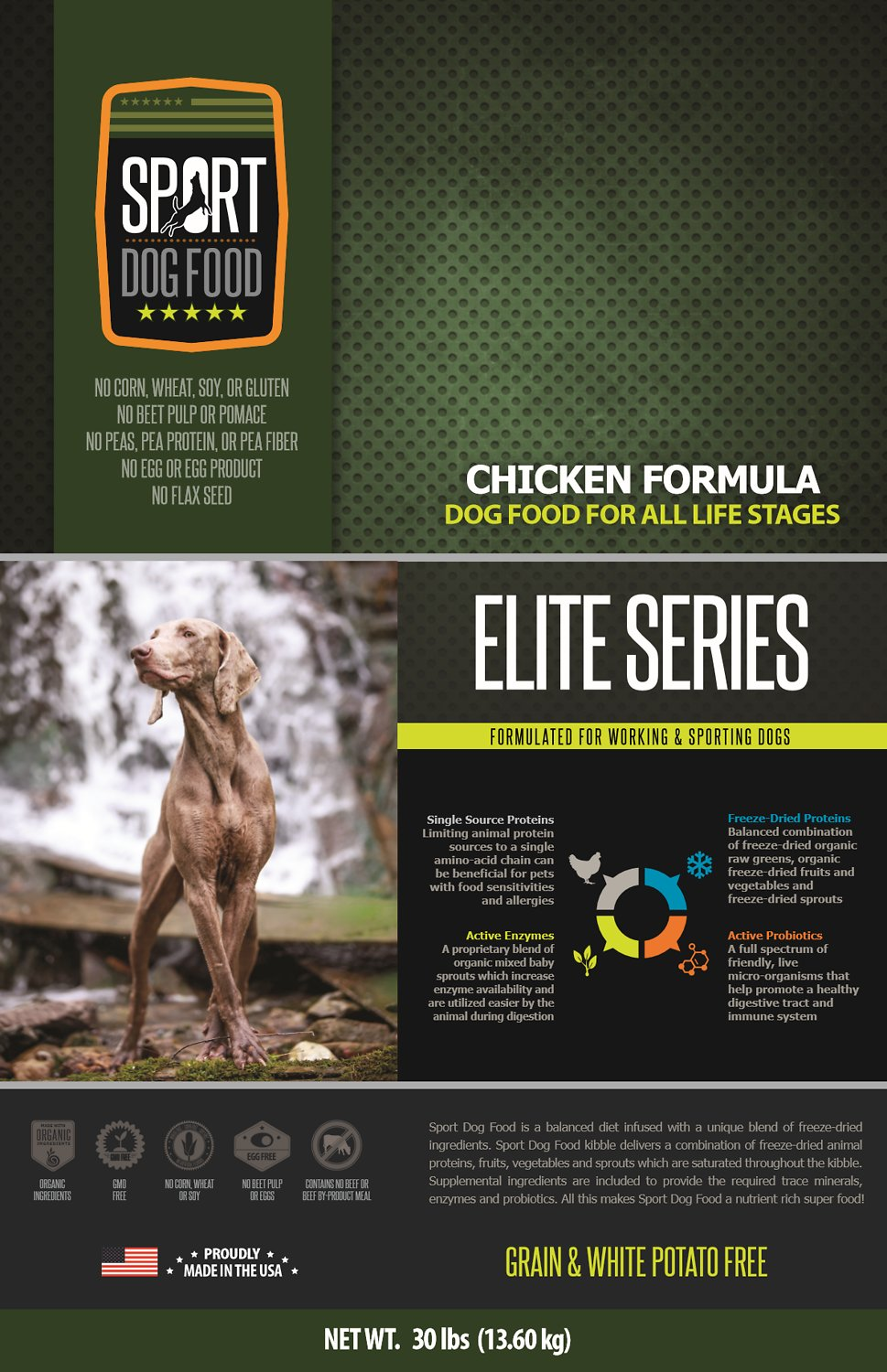 Sport Dog Elite Dog Food