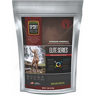 Sport Dog Food Elite Venison Formula Grain-Free Pea-Free Dry Dog Food, 12-lb bag