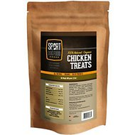 Sport Dog Food Organic Chicken Limited Ingredient Dog Treats, 1-lb bag