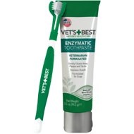 Vet's Best Complete Enzymatic Dog Dental Care Kit