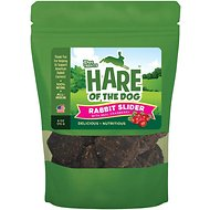 Hare of the Dog Rabbit Slider with Real Cranberry Dog Treats, 6-oz bag