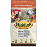Higgins Vita Seed Bird Food for Parrots, 25-lb