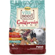 Higgins Vita Seed California Blend Bird Food for Parrots, 5-lb