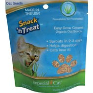 Imperial Cat Easy Grow Cat Oat Grass Seeds, 4-oz bag