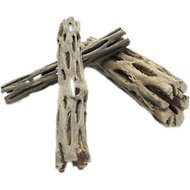 SubstrateSource Cholla Wood Aquarium & Terrarium Driftwood, 4-in, 3 count