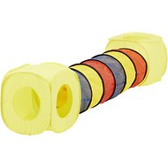 HDP Pop Open Collapsible Cat Tube & Tunnel Set