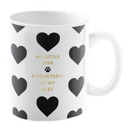 "Fringe Studio ""My Little Dog"" Coffee Mug, 15-oz"
