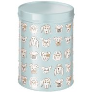 Fringe Studio Doodle Dog Treat Tin