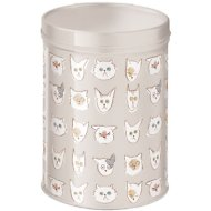 Fringe Studio Doodle Cat Treat Tin