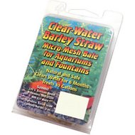 Summit Clear-Water Barley Straw Micro-Mesh Bale Aquarium Cleaner