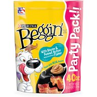 Beggin' Strips Bacon & Peanut Butter Flavor Dog Treats, 40-oz bag