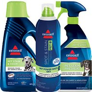 Bissell Pet Stain Upright Carpet Cleaning Formula Kit