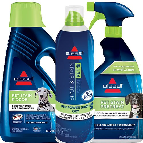 Bissell Pet Stain Upright Carpet Cleaning Formula Kit Chewy Com