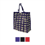 Derby Originals Supreme Four Sided Slow Feed Hay Bag, Purple