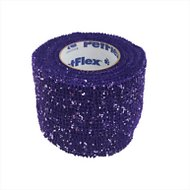 Andover Healthcare PetFlex Dog, Cat & Small Animal Glitter Bandage, Purple, 2-inch