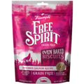Triumph Free Spirit Grain-Free Deboned Salmon Recipe Oven-Baked Biscuit Dog Treats