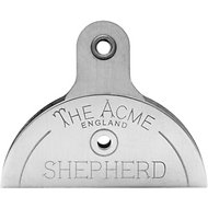 Acme 575 Shepherds Mouth Nickel Plated Brass Dog Whistle