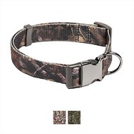 Pet Champion Hunting Camouflage Dog Collar, Large, Cover Camo