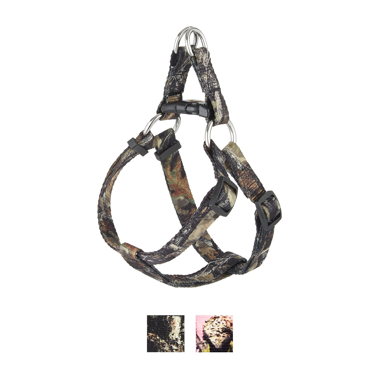 Pet Champion Hunting Camouflage Dog Harness Medium Cover