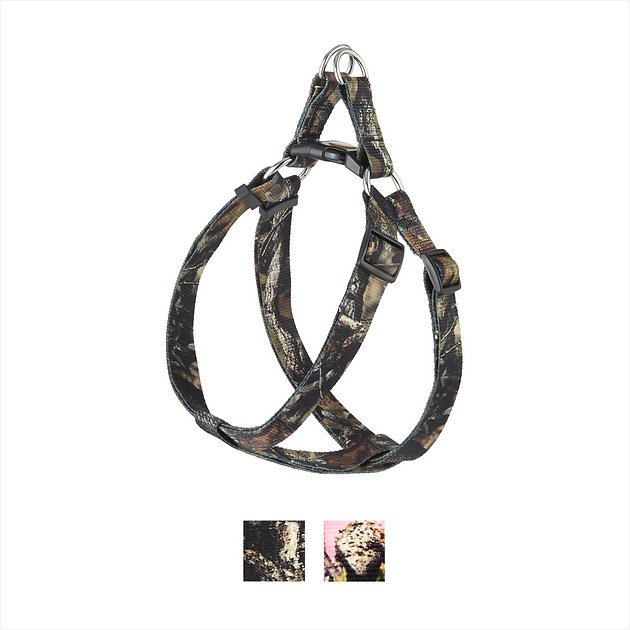 pet champion hunting camouflage dog harness  large  cover
