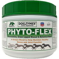 Nature's Farmacy Dogzymes Phyto Flex Dog Supplement, 1-lb jar