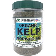 Nature's Farmacy Dogzymes Norwegian Kelp Dog, Cat & Small Animal Supplement, 3-lb jar