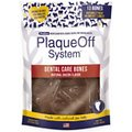 ProDen PlaqueOff System Natural Bacon Flavored Dental Bone Dog Treats