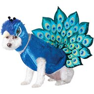 California Costumes Peacock Dog Costume, XSmall