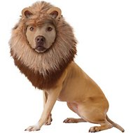 California Costumes Lion Mane Dog Costume, XSmall