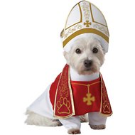 California Costumes Holy Hound Pope Dog Costume, Small