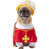 California Costumes Holy Hound Pope Dog Costume, Medium
