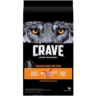 Crave High Protein Chicken Adult Grain-Free Dry Dog Food, 22-lb bag