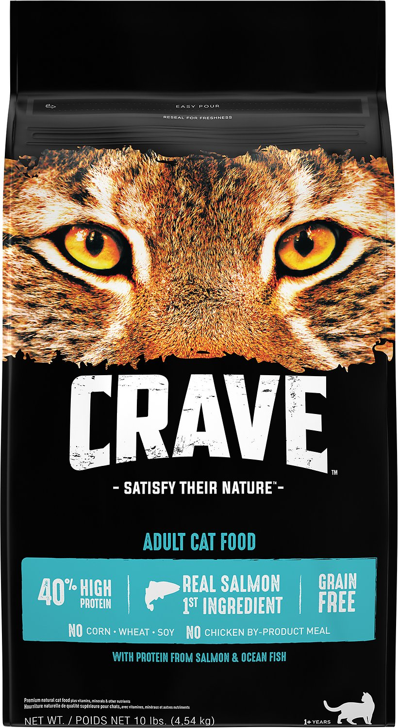 Grain Free High Protein Dry Cat Food