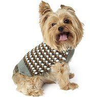 PetRageous Designs Popper's Dog Sweater, X-Small