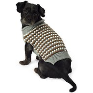 PetRageous Designs Popper's Dog Sweater, Small