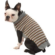 PetRageous Designs Popper's Dog Sweater, Medium