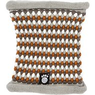 PetRageous Designs Popcorn Dog Neck Warmer, Medium/Large