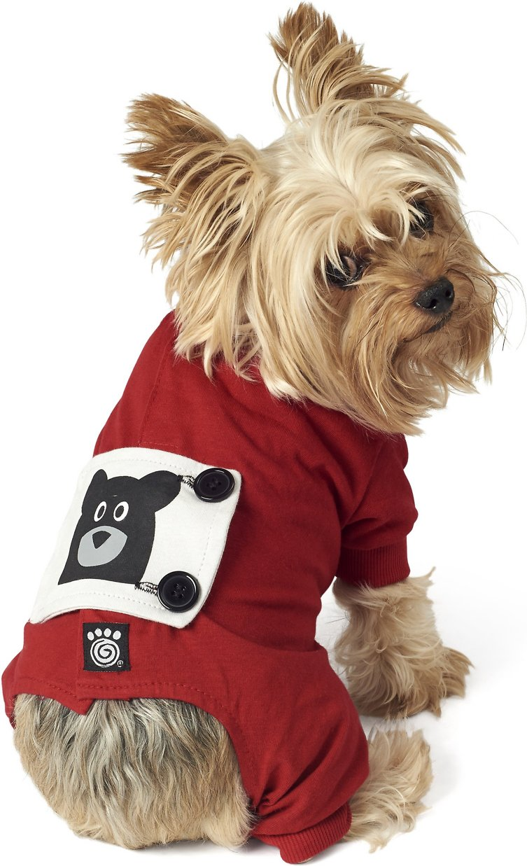 Petrageous Designs Teddy Bear Dog Pjs X Small Chewy Com