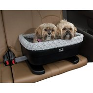 Pet Gear Dog & Cat Bucket Seat Booster, Fog, 22-in