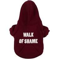 Fab Dog Walk Of Shame Dog Hoodie, 8""