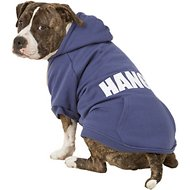 Fab Dog Hangry Dog & Cat Hoodie, 24-in