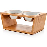 Pawfect Pets Premium Elevated Dog & Cat Diner, 7-in