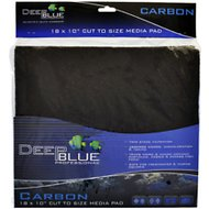 Deep Blue Professional Activated Carbon Filter Media Pad, 18x10-inches