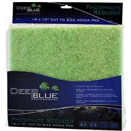 Deep Blue Professional Phosphate Reducer Filter Media Pad, 18x10-in