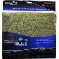 Deep Blue Professional Nitrate Reducer Filter Media Pad, 18 x 10-in