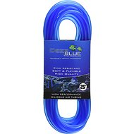 Deep Blue Professional Silicone Air Tubing, 25-ft