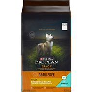 Purina Pro Plan Savor Adult Shredded Blend Turkey & Chicken Formula Grain-Free Dry Dog Food, 24-lb bag