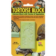 Zoo Med Banquet Block Tortoise Food, 5 oz