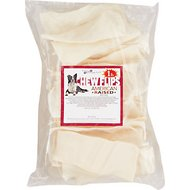Pure & Simple Pet Rawhide Chew Flips Dog Treat, 1-lb