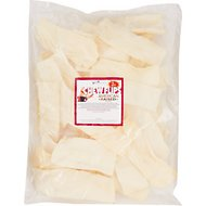 Pure & Simple Pet Rawhide Chew Flips Dog Treat, 2-lb